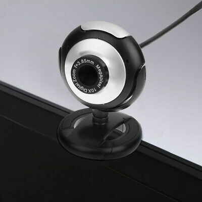 16 Megapixel USB Webcam Camera With Mic Night Vision Web Cam For PC Laptop Class