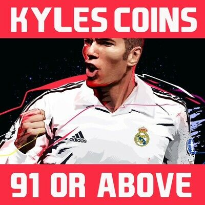 FIFA 20 ULTIMATE TEAM COINS 91+ Random Player PS4 (Fast delivery 100% Seller)
