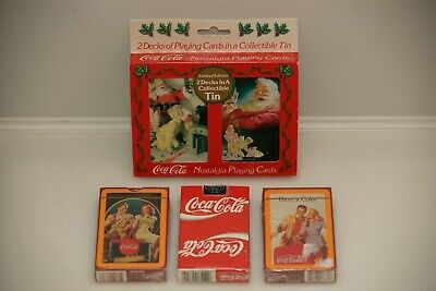 Coca Cola Playing Cards Collection