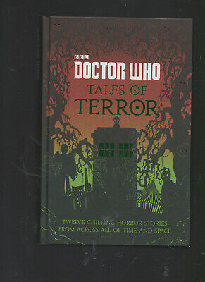 BBC Doctor Who Tales Of Terror H/C 12 Chilling Horror Stories Across Time Space