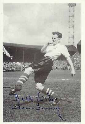 Signed Sir Tom Finney PHOTAL Card Collection set of 10