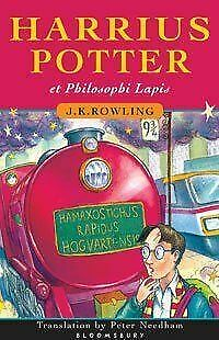 Harry Potter and the Philosopher's Stone: Harrius Potter... | Buch | Zustand gut