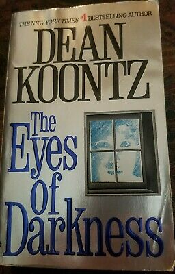 The Eyes of Darkness by Dean Koontz (1996, Paperback, Reprint) Virus outbreak.