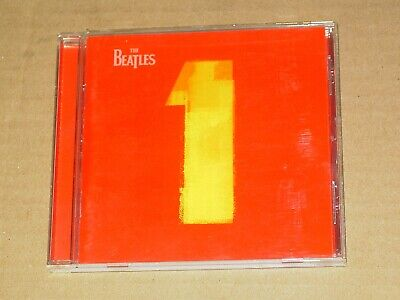 The Beatles 1 Cd Compact Disc 2000 Apple/Capitol Nice!