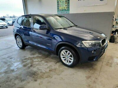 BMW X3 xDrive 20d Business Advantage 4x4