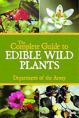 The Complete Guide to Edible Wild Plants ⚡Fast Delivery⚡ [P-D-F]