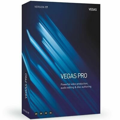 Magix Sony Vegas Pro 17 New 2020 Pre-Activated Lifetime 8K Edit Fast Shipping