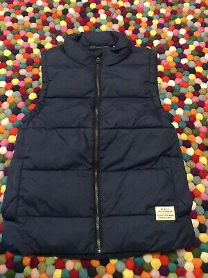 Boy's *~*COUNTRY ROAD*~*Navy Vest  Size  12