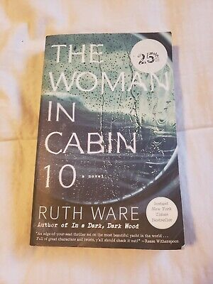 The Woman in Cabin 10 by Ruth Ware (2017, Paperback)