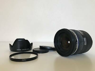 Olympus 12-60mm f/2.8-4 ED SWD Zuiko Lens for Four Thirds w/ B+W UV EXCELLENT