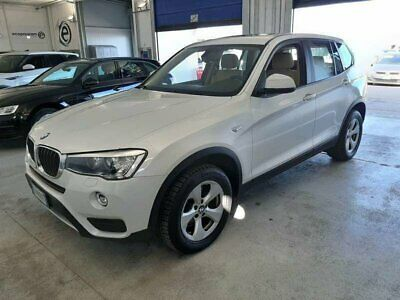 BMW X3 xDrive 20d Business aut.