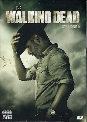 The walking dead. Stagione 9 (2019) 5 DVD