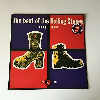 The Rolling Stones – The Best Of The Rolling Stones, UK, 1993, V2726.