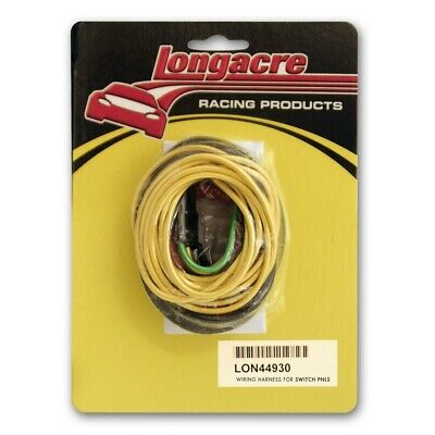 Longacre Racing Products 44930 Switch Panel Wiring Harness