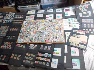 Outstanding World Collection.+ Off Paper Kilo.(1000+) Incl.china &America+More.