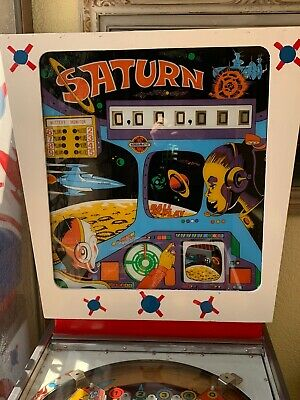Flipper Saturn Anni 70'