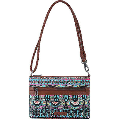 Sakroots Artist Circle Campus Mini 9 Colors Cross-Body Bag NEW