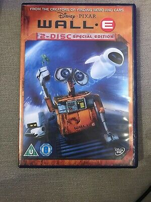 Wall-E (2-Disc Special Edition) [DVD] Disney Pixar