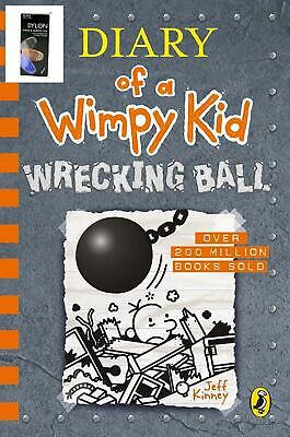 Diary of a Wimpy Kid: Wrecking Ball (Book 14)(Diary of a Wimpy Kid 14) Hardcover