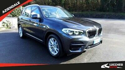 BMW X3 xDrive20d Business Advantage Auto