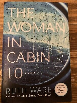 The Woman in Cabin 10 by Ruth Ware (2016, Hardcover, Large Type)
