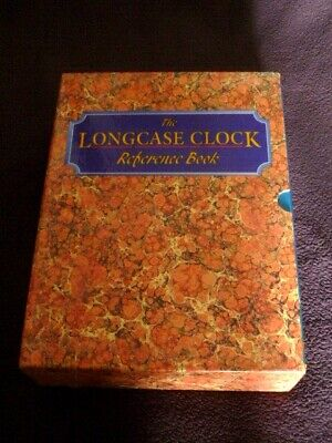 John Robey The Longcase Clock Reference Book 2001 2 Volumes HB DJ 1st Ed S/Case