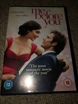 Me Before You DVD (2016)
