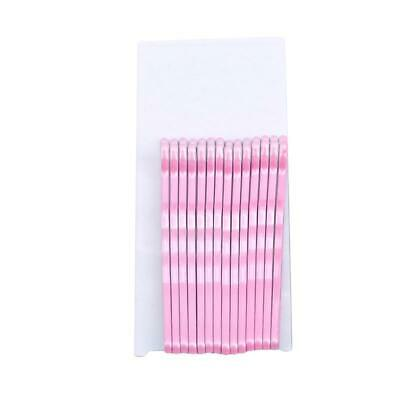32x Neon Kirby Hair Grips Colour Bobby Grips Small Bobby Pins Wavy Side Hair Pin