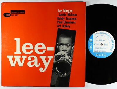 Lee Morgan - Leeway LP - Blue Note - BLP 4034 Mono DG RVG Ear 47 W 63rd VG+