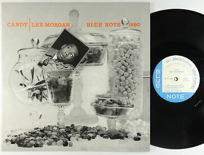 Lee Morgan - Candy LP - Blue Note - BLP 1590 200g Reissue