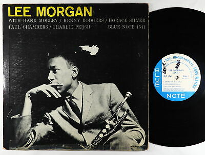 Lee Morgan - Sextet LP - Blue Note - BLP 1541 Mono DG RVG Ear 767 LEX
