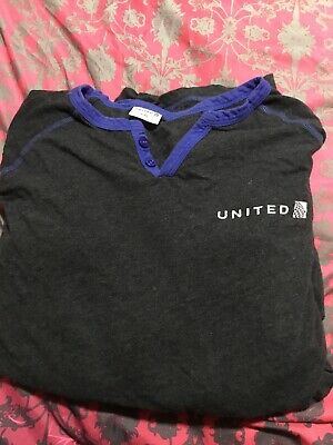 United Airline Pyjamas L/XL