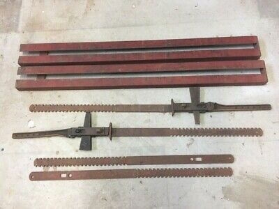 Vintage Joinery Clamps Circa Pre 1963