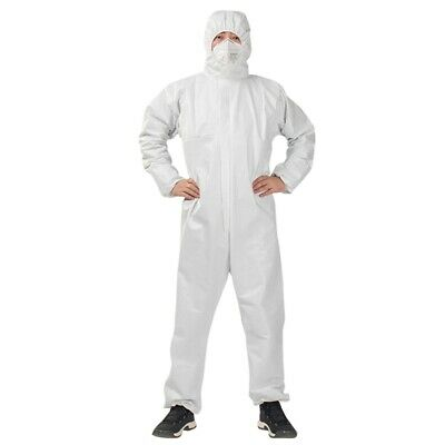 Disposable Coverall Isolation Gown Hospital Medical Overall Protective Workwear