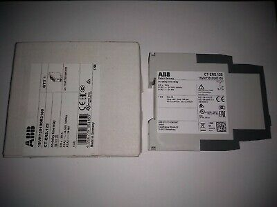 Abb 1svr730100r3100 On Delay Time Relay 746-7009