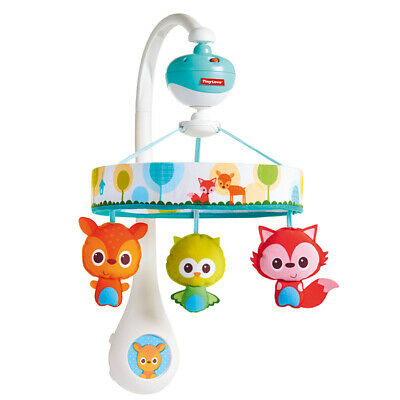 NEW Tiny Friends Lullaby Baby Mobile