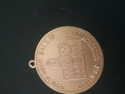 Back To Mount Gambier Centenary Celebrations Medal 1876-1976