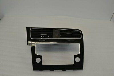 DFP-07-23//PB FORD OVAL RADIO 2007 ONWARDS PIANO BLACK DOUBLE DIN FASCIA ADAPTER