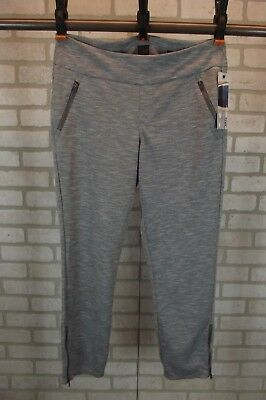 NEW $79 JAG Womens Stacy Pants Size 16 Skinny Slim Leg High Rise Gray NWT Jeans