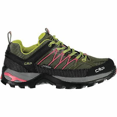 CMP trekking zapatos outdoorschuh Arietis trekking Shoes WP azul oscuro impermeable