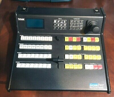 Barco Folsom Research Screen Pro FC-0608 Multi-Screen Remote Controller