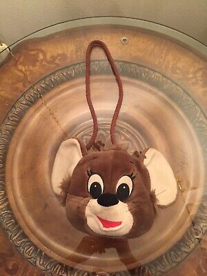 Warner Bros Tom And Jerry Plush Purse