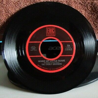 Everly Brothers-Wake Up Little Susie/Poor Jenny. VG