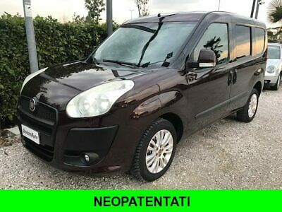 FIAT Doblo Doblò 1.4 B/GPL 16V Emotion