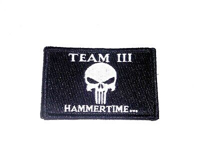 "Australian Army 2nd Commando Regiment TEAM III ""Hammertime"" patch"