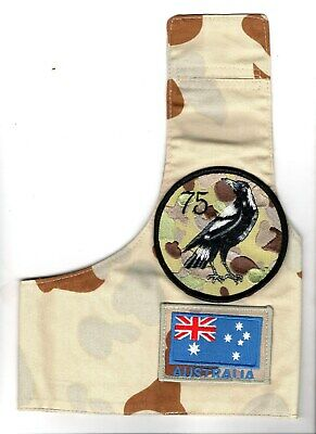 Royal Australian Air Force Series 1 DPDU Desert Cam Brassard with insignia