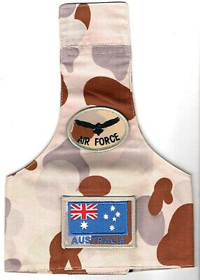Royal Australian Air Force Series 2 DPDU Desert Cam Brassard with insignia