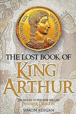 The Lost Book of King Arthur, Brand New, Free shipping in the US