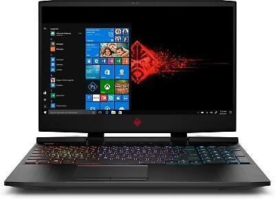 (Open Box) HP OMEN 15-dc1045na Intel Core i7-9750H Six Core Processor