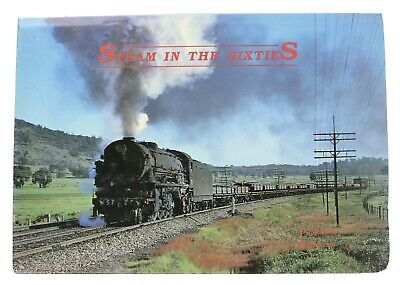 Steam in the Sixties, Lindsay Crow, Don Mclean, Ron Selems 30256